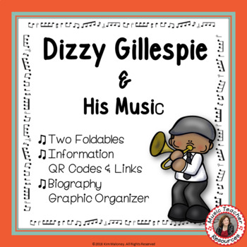 Jazz Music: Dizzy Gillespie: Music Listening and Research