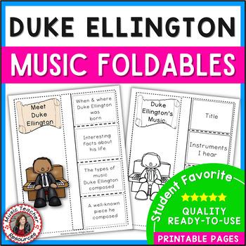 Music: Jazz Musicians - Duke Ellington - Music Listening