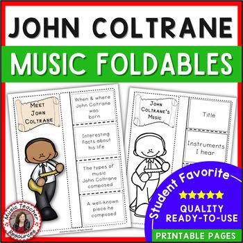Jazz Musicians: African American Jazz Musician John Coltrane - Music Listening