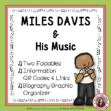 Music Black History Month: Miles Davis Music Listening:Interactive Music Lessons