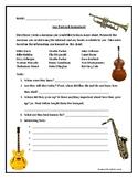 Jazz Postcard Assignment