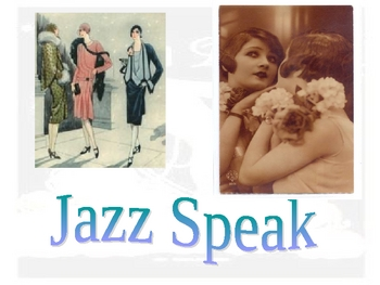 """Jazz Speak"" Hook Powerpoint"