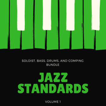 Jazz Standards - Volume 1 - Bundle