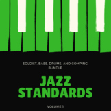 Jazz Standards - Volume 1 - Bundle