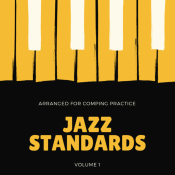Jazz Standards - Volume 1 - Comping