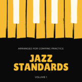 Jazz Standards - Volume 1 - Comping