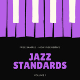 Jazz Standards - Volume 1 - Sample
