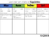 Jazz and the Zones of Regulation