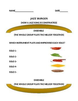 Jazzburger activity