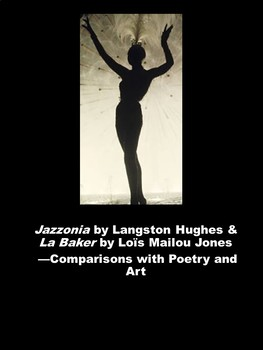 Jazzonia by Langston Hughes & La Baker by Loïs Mailou Jones: Poetry and Art