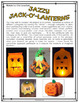 CREATIVE THINKING PROJECT Halloween Activity Gifted and Talented Enrichment HOTS