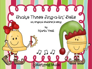 Jazzy Jingle Bells/ Shake Those Jing-a-lin' Bells/Christmas Concert piece