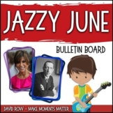 Jazzy June Musicians -- Musician and Composer of the Month