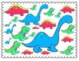 Je Graphe les Dinosaures