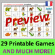 Je Me Présente / All About Me Units: French Basics MEGA BUNDLE