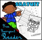 Je Peux Voir La Martinique- (French Immersion Emergent Reader)