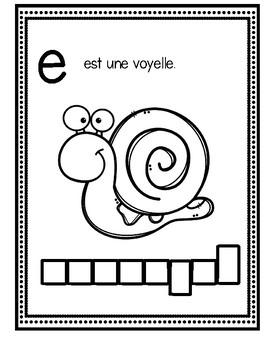 Je découvre l'alphabet