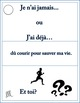 Je n'ai jamais - French speaking game for beginners and advanced students