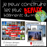 Je peux construire... {French Building Book: 25 World Architecture Sites}