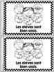 Je peux lire -   30 LIVRETS -  French Emergent Reader Mini Books - MEGA BUNDLE
