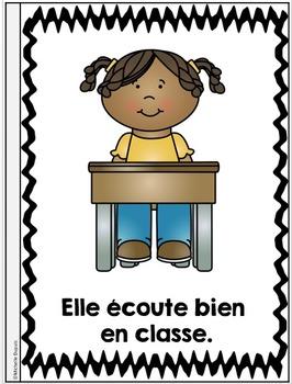 Je peux lire - LES ÉLÈVES - Lecteurs débutants - French Emergent Reader