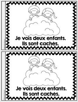 Je peux lire - Le printemps   Lecteurs débutants - French Emergent Reader