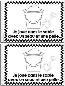 Je peux lire - L'été     Lecteurs débutants - French Emergent Reader