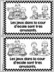 Je peux lire SÉRIE 2 - Les jeux - French Emergent Reader M