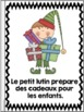 Je peux lire SÉRIE 2 - NOËL - French Emergent Reader Mini book