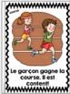 Je peux lire SÉRIE 2 - Les SPORTS - French Emergent Reader