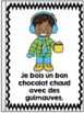 Je peux lire SÉRIE 3 - HIVER - French Emergent Reader Mini book
