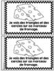 Je peux lire SÉRIE 3 - LES FORMES - French Emergent Reader Mini book