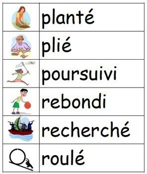 Je travaille mon vocabulaire: trousse 2 {French Vocabulary Bundle 2}