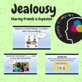 Jealousy; Sharing Friends is Expected; Being Jealous of Friends