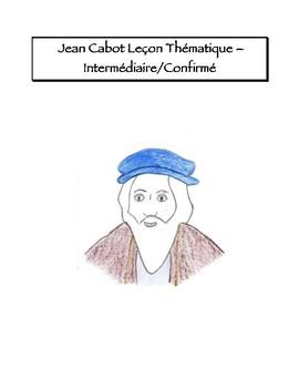 Jean Cabot Leçon Thématique –  Intermédiaire/Confirmé