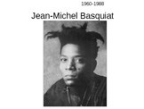 Jean-Michel Basquiat Powerpoint