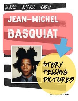 Jean-Michel Basquiat Storytelling Pictures Art Lesson!