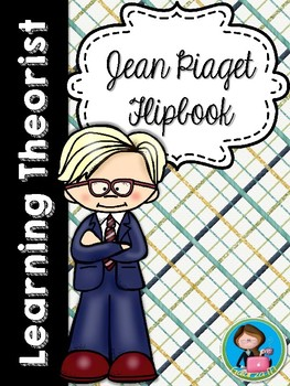 Psychologist Jean Piaget Flipbook