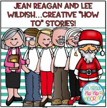"Jean Reagan and Lori Wildish...Creative ""How To"" Stories!"