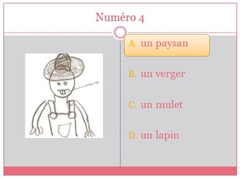 Jean de Florette and Manon des Sources: Vocabulary and Quizzes