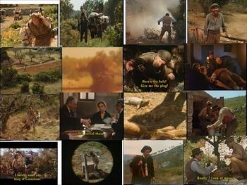 Jean de Florette- photos du film
