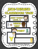 Star Wars-Themed Classroom Tags