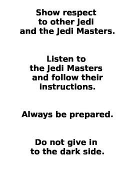 Jedi Writing Academy
