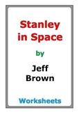 """Jeff Brown """"Stanley in Space"""" worksheets"""