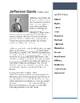 Jefferson Davis -- CLOZE Reading