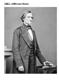 Jefferson Davis Handout
