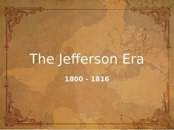 Jefferson Era