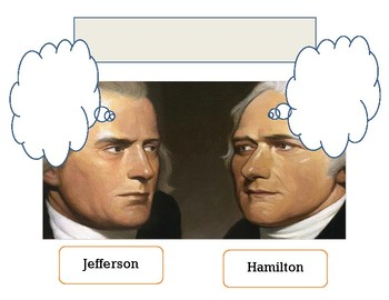 Hamilton and Jefferson's thoughts