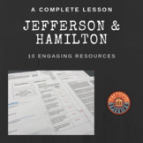 Jefferson vs. Hamilton: A Complete Lesson