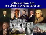 Jeffersonian Era PowerPoint (1798-1824)